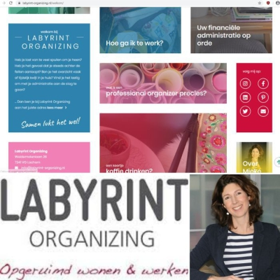 Professional Organizing